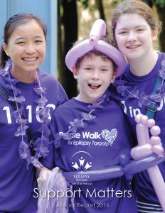 Epilepsy Toronto Annual Report 2016 final for web