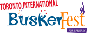 Toronto International BuskerFest For Epilepsy logo