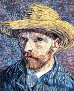 Vincent Vangogh portrait