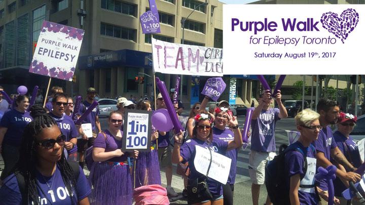 Purple Walk 2017 Banner