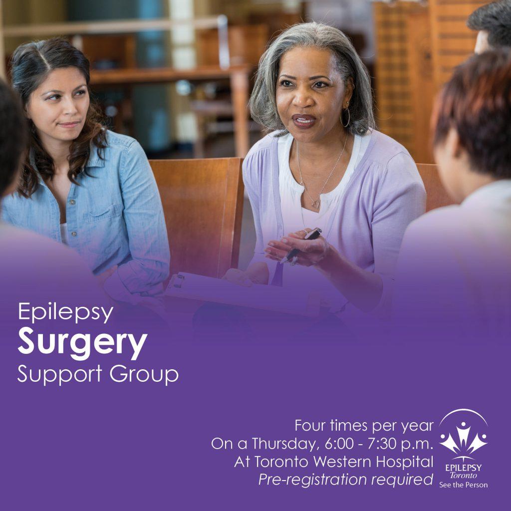 Support Groups - Epilepsy Toronto