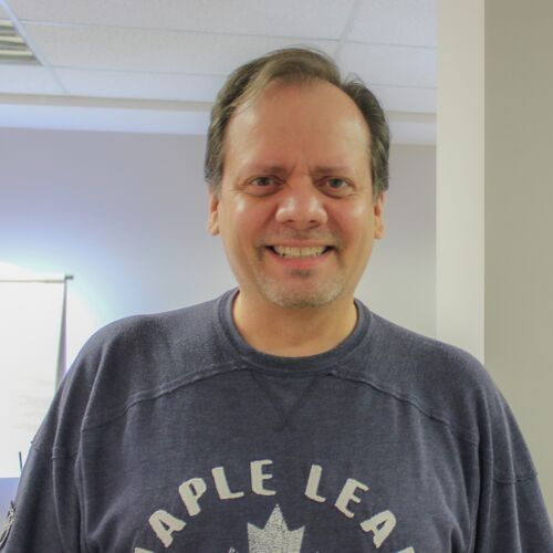 smiling photo of John Spataro