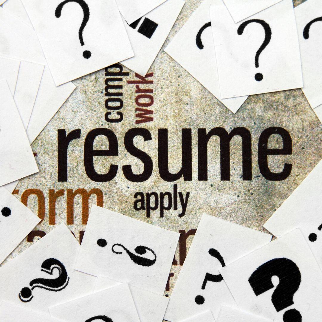 Resume general image