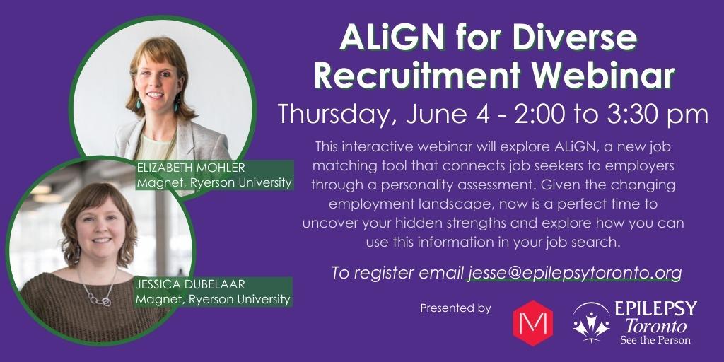 Promotional graphic for Align workshop