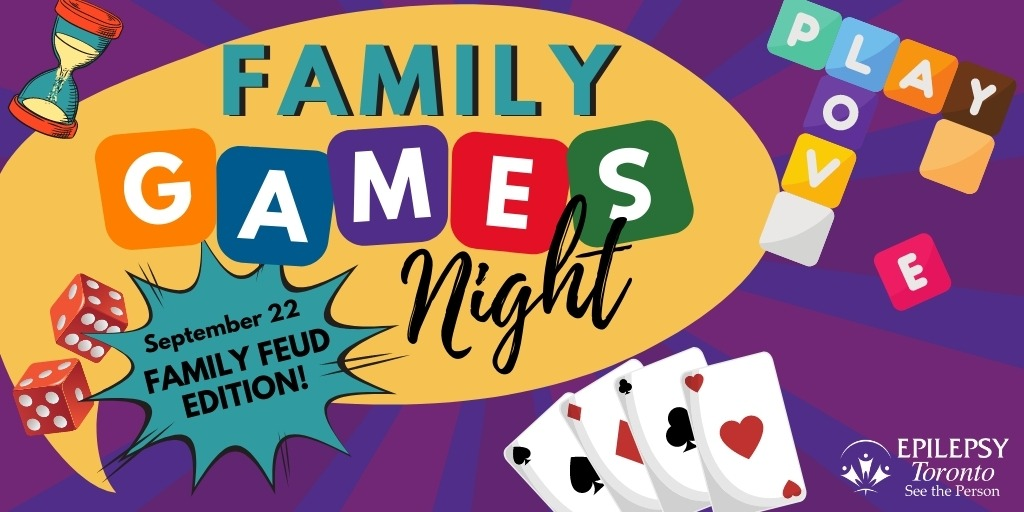 Family Feud games night promotional image