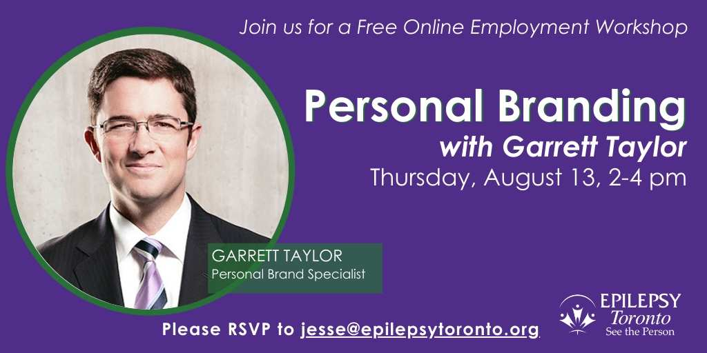 Headshot of Personal Brand Specialist, Garrett Taylor