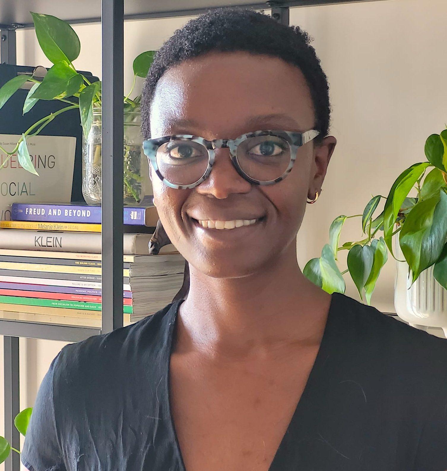 headshot of Chisomo Msosa