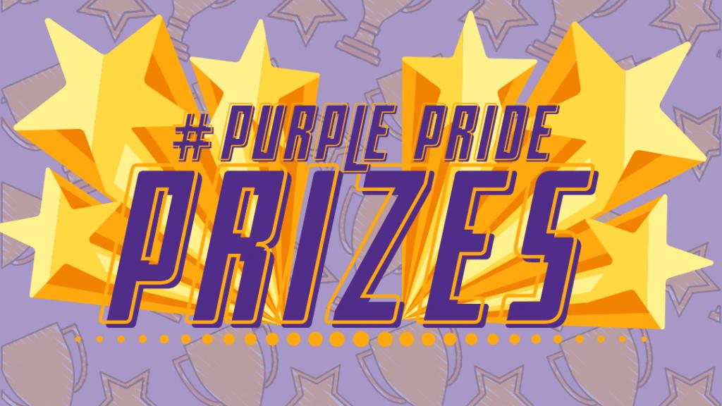 #PurplePride banner